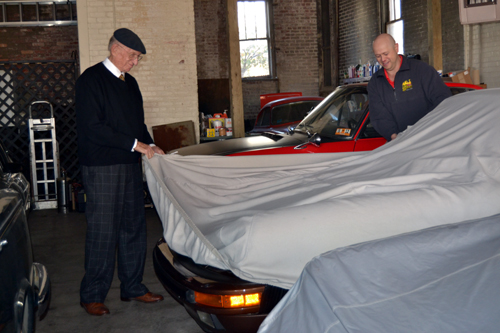 Uncovering the Porsches