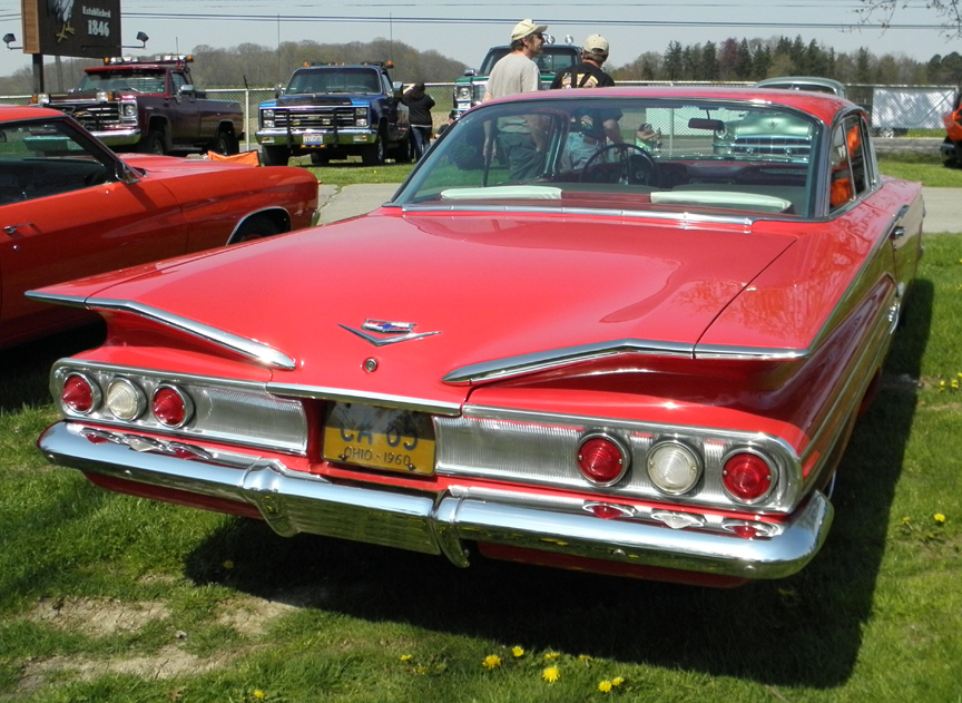 1960 Chevy Impala Bubble Top