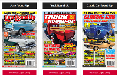 Auto Round-Up Emag is available!