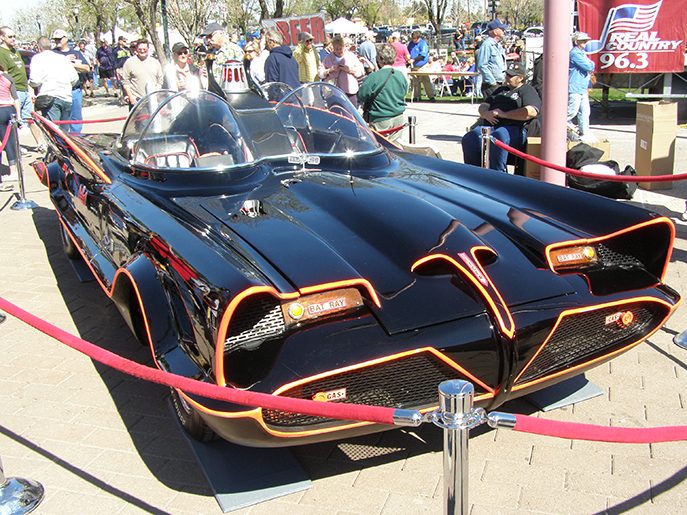 George Barris Original Batmobile