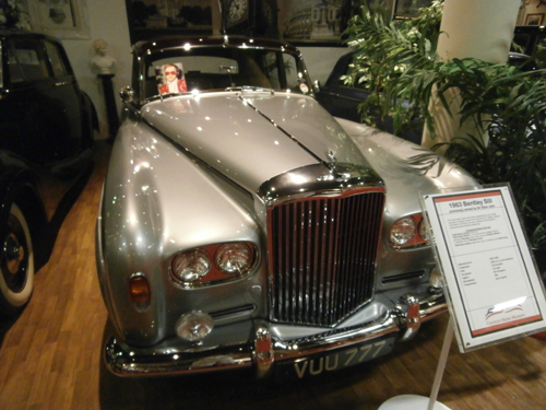 Sir Elton John's 1963 Bentley