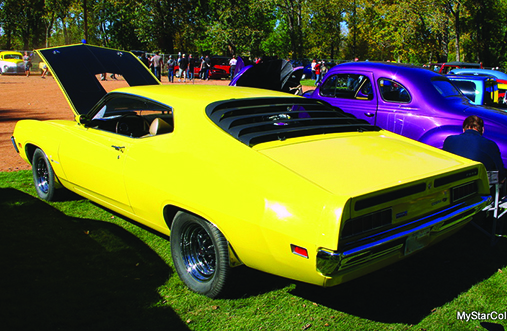0 Ford Torino Cobra Jet–This is What A Used Car Looked Like