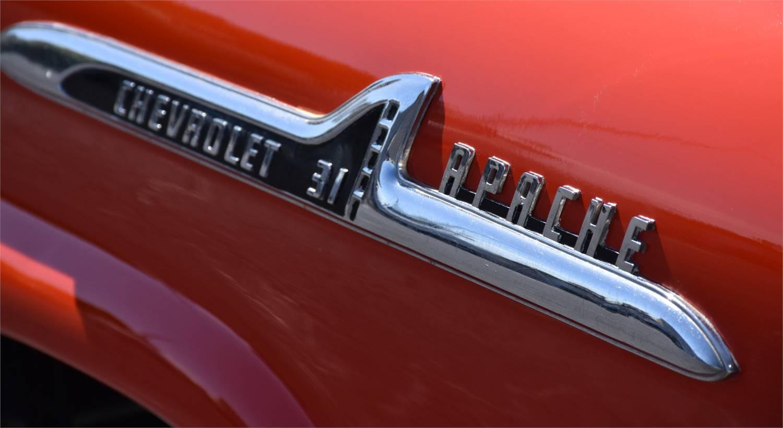 1958 Chevy Cameo
