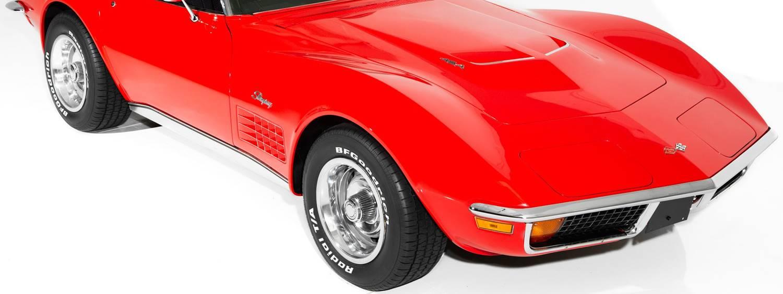 1972 Chevy Corvette