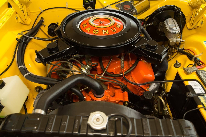 383 Big Block Engine