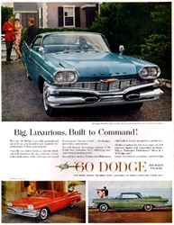 1960 Dodge Polara History