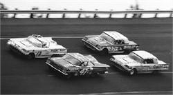 NASCAR's T-Bird 430 V8 and Olds 88