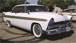 1956 Plymouth Fury – A Great Example of Early Mopar Muscle