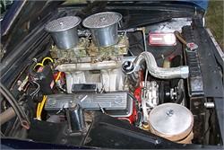 Bill Bratko's 1965 Chevy Nova Survivor Car