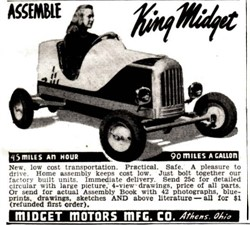 How Much Is A 1970 King Midget Car Worth?