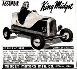 How Much Is A 1970 King Midget Car Worth?