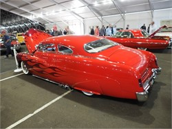 Street Rods at Barrett-Jackson