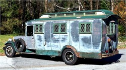 1929 Studebaker House Car: The Fist Motor Home?