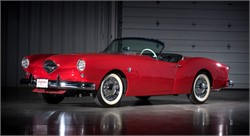 Kaiser Darrin Sports Cars: Rare, Valuable And Ahead Of It's Times