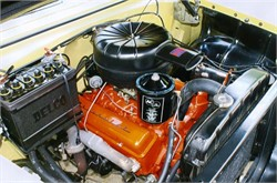 1955 Chevy 265-V8: Persistent Oil Problems