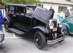 Marmon Motor Company Roosevelt: A Historic Car Named After A Historic Man