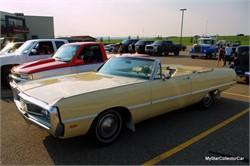 Enthusiast Enjoys His 1969 Chrysler Newport Convertible Thanks To His Astute Father