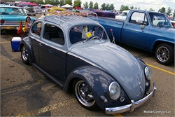 1957 Volkswagen Beetle Keeps Pace in a Car Family