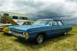 1970 Plymouth Fury II 4-Door Sedan: More Than Just A Granny Car