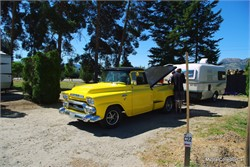 1958 GMC Pickup Upgraded To Make The Long Haul