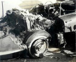 Trilogy of Corvette Calamity