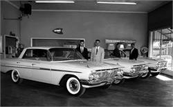 Car Shopping in the 1960s