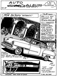 """DeSoto's First Year for the Popular """"Powerflite"""" Automatic Transmission"""