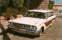 Should I restore my 1963 Ford Country Squire Station Wagon or Should I Part It Out?