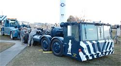 GMC Powered Missile Transporter Truck Memories
