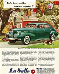 When And Where Was The LaSalle Manufactured And By Whom?