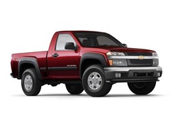 Midsize Chevy Colorado Bigger Than Full Size Trucks Of The Past