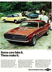Is There A Place For A New, Four Cylinder Camaro?