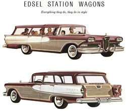 Edsel Flop Leads To The Mercury Comet? The Real Story Behind The Ford Failure