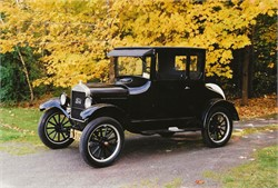 1927 Ford Model T owner recalls glory days of ownership