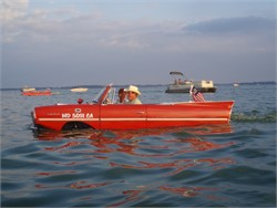 History Of The Amphicar And The Ever Alluring Flying Car