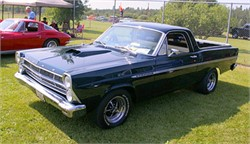 The Durable, Endearing Ford Ranchero