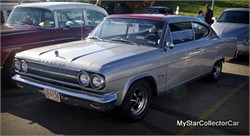 A 1965 Rambler: This One Is A Keeper For It's Owner