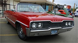 1966 Polara 880 Convertible: The Perfect Grad Car