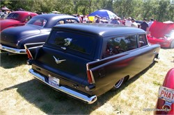 A Smoking-Hot 1956 Dodge Station Wagon