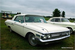 I'll See Your Mercury and Raise You Two 1957 Chevrolets