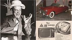 Earl Madman Muntz and his Muntz Jet