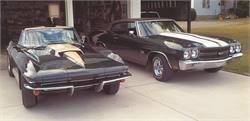 1965 Corvette Stingray & 1970 Chevelle SS 396