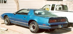 Pontiac Trans Am Engines