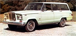What Was the Very First Sport Utility Vehicle?