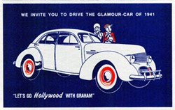 1940 Graham Supercharger