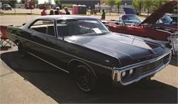 1971 Dodge Monaco Two-Door Hardtop—His Uncle's Car Didn't Quite Make the High School Prom