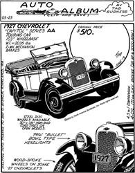 1927 Chevrolet Capitol Series AA