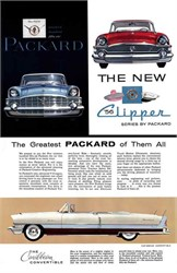 When Was the Last Official Packard Built?
