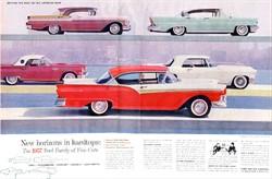 1957 Ford Police Interceptor