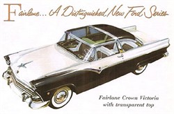 Which Production Car Had the First Moonroof?